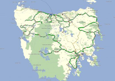 Tasmania - all