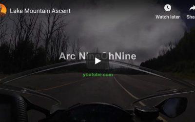 Lake Mountain ascent