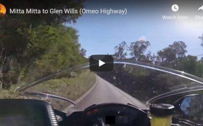 Mitta Mitta to Glen Wills – Omeo Highway