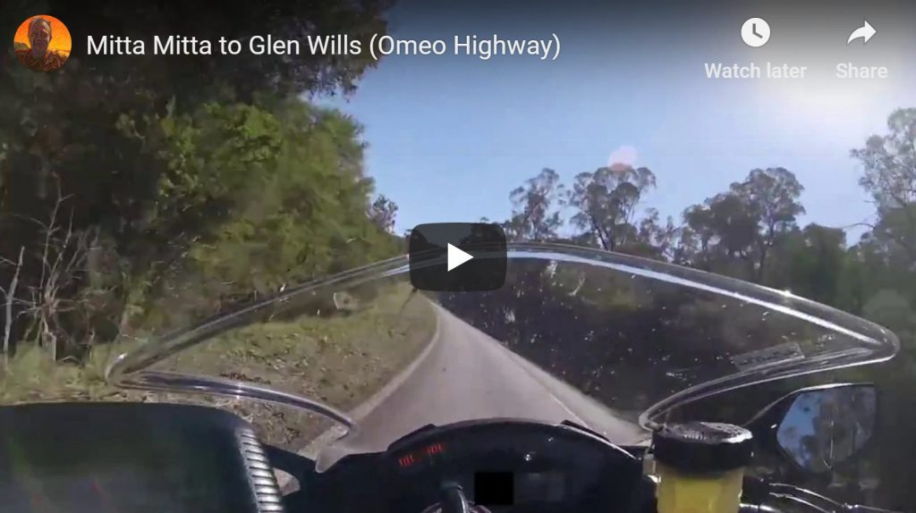 Mitta Mitta to Glen Wills – Omeo Highway
