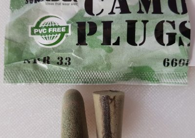 Moldex Camo Plugs
