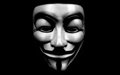 Being anonymous at protests